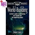 【中商海外直订】World-Building