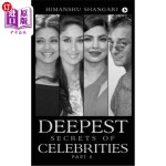 【中商海外直订】Deepest Secrets of Celebrities - Part II