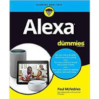 【预订】Alexa for Dummies 9781119565864
