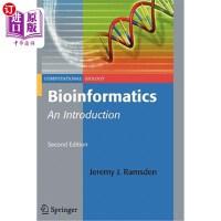 【中商海外直订】Bioinformatics: An Introduction