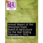 【中商海外直订】Annual Report of the Wisconsin State Board of Agric