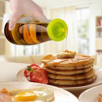 防漏玻璃油壶油瓶家用大容量透明调味瓶厨房用品酱油瓶创意