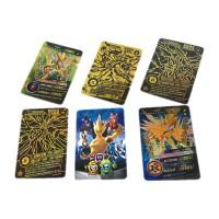 赛尔号卡片精灵战争竞技卡牌精灵决斗卡雷伊十星卡100张闪卡卡通周边 赛尔全部闪卡