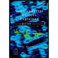 【预订】Semiconductor Devices Explained: Using Active Simulation