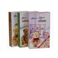 爱尚美泰迪熊5015 可爱熊相册 卡通宝宝儿童 插页式3R/5寸300张