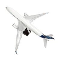 a350飞机仿真模型新款带声控LED灯真原型机空客A350飞机模型客机礼品收藏摆件