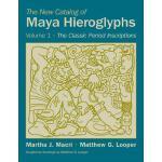 【预订】The New Catalog of Maya Hieroglyphs, Volume One