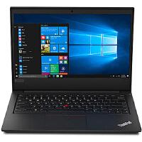 联想ThinkPad E490 (32CD) 14英寸轻薄窄边框(I5-8265U 8G 500G 2G独显 )黑色