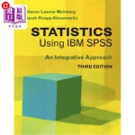 【中商海外直订】Statistics Using IBM SPSS: An Integrative Approach