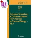 【中商海外直订】Computer Simulations in Condensed Matter: From Mate