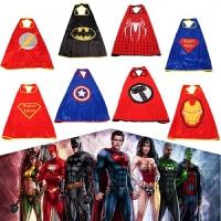 儿童演出服装人蝙蝠侠奥特曼美国队长蜘蛛侠钢铁侠表演衣服披风