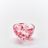 手工烧酒杯玻璃冷酒杯清酒杯茶杯