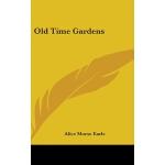 【预订】Old Time Gardens