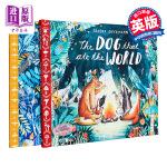【中商原版】Sandra Dieckmann故事绘本2册 英文原版 人与自然 动物故事绘本 环保