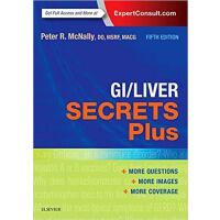 【�A�】GI/Liver Secrets Plus 9780323260336