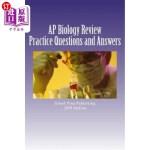 【中商海外直订】AP Biology Review: Practice Questions and Answer Ex