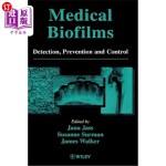 【中商海外直订】Medical Biofilms: Detection, Prevention and Control