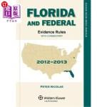 【中商海外直订】Florida & Federal Evidence Rules: With Commentary 2