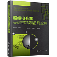 电容器关键材料制备及应用 电容器结构构造设计原理书籍 电容器新能源电池电极材料电解质聚合物生产加工制造技术原理书籍