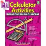 【中商海外直订】Calculator Activities: Measurement