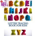 【中商海外直订】Letter Tracing Book For Kids: Letter Tracing Book,