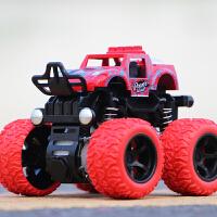 惯性四驱越野车儿童抗耐摔玩具车男孩模型车2-3-4-5岁宝宝小汽车定制