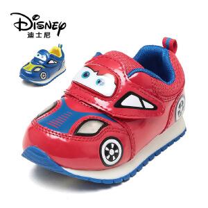 鞋柜/迪士尼童鞋赛车总动员男童运动休闲鞋男童