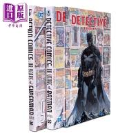 【中商原版】超人/蝙蝠侠80周年套装 英文原版 Superman/Batman 80 Years Slipcase S