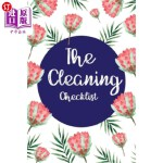 【中商海外直订】The Cleaning Checklist: Daily Cleaning Schedule/Wee