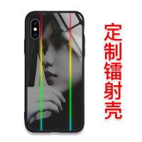 iphone6手机壳定制任意机型苹果7plus情侣套6s定做X女8照片DIY6P自定义制