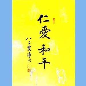 澳洲净宗学院院长,香港佛陀教育协会董事主席净空(仁爱和平)
