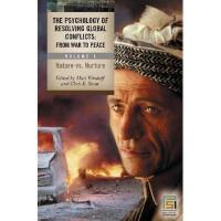 【预订】The Psychology of Global Conflict and War