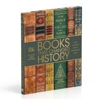 Books that Changed History 改变历史的书籍 英文原版 社科图书