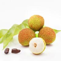 【现货中通包邮】海南妃子笑荔枝3斤装 新鲜上市 时令当季水果大胜白糖罂桂味