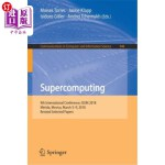 【中商海外直订】Supercomputing: 9th International Conference, Isum
