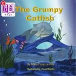 【中商海外直订】The Grumpy Catfish
