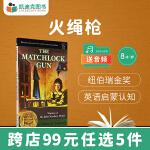 #凯迪克图书 美国进口 1942年纽伯瑞金奖 火绳枪The Matchlock Gun【平装】赠送音频