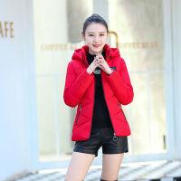 秋冬棉衣女短款韩版时尚修身显瘦保暖外套