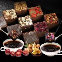 【包邮】云南老红糖块500g 玫瑰、老姜、红枣、枸杞黑糖 4种口味!云南古法月子姨妈黑糖袋装