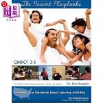 【中商海外直订】The Parent Playbooks: Grades 3 - 5