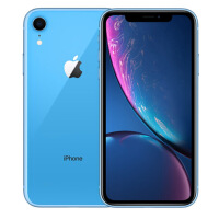 Apple iPhone XR 64G 蓝色 支持移动联通电信4G手机
