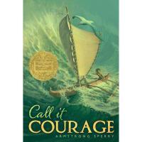 Call It Courage 进口原版 海上小勇士 纽伯瑞金奖小说