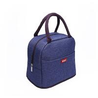 保温便当包手提包学生女饭盒包保温袋铝箔加厚带饭手提袋饭盒袋子