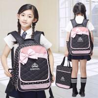 儿童书包女一年级书包小学生女童2019新款背包韩版可爱双肩包轻便