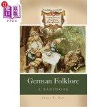 【中商海外直订】German Folklore: A Handbook