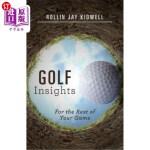 【中商海外直订】Golf Insights: For the Rest of Your Game