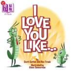 【中商海外直订】I Love You Like...