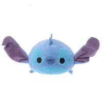 星际史迪奇毛绒玩具玩偶公仔TSUMTSUM松松中版 蓝色 18厘米