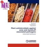 【中商海外直订】Plant Antimicrobials Against Acne and Dandruff Asso
