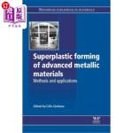 【中商海外直订】Superplastic Forming of Advanced Metallic Materials